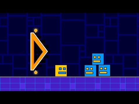 Geometry Dash Animation - Dual Portal