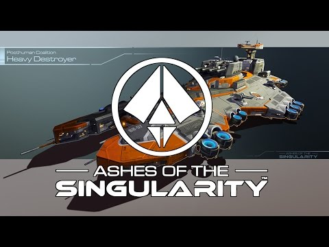Ashes Of The Singularity - (Campaign Lets Play Ep4 Gameplay Impressions)