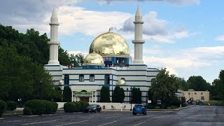 Local mosque steps up security following terror attack in London