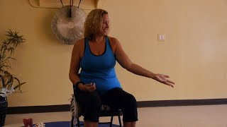 Gentle Yoga Movements for Osteoarthritis of the Fingers and Hands with Justine Shelton, E-RYT500