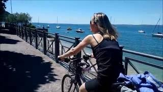 Cycle touring Switzerland and Italy, Basel to Venice