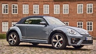 2017 Volkswagen Beetle Coupe and Convertible