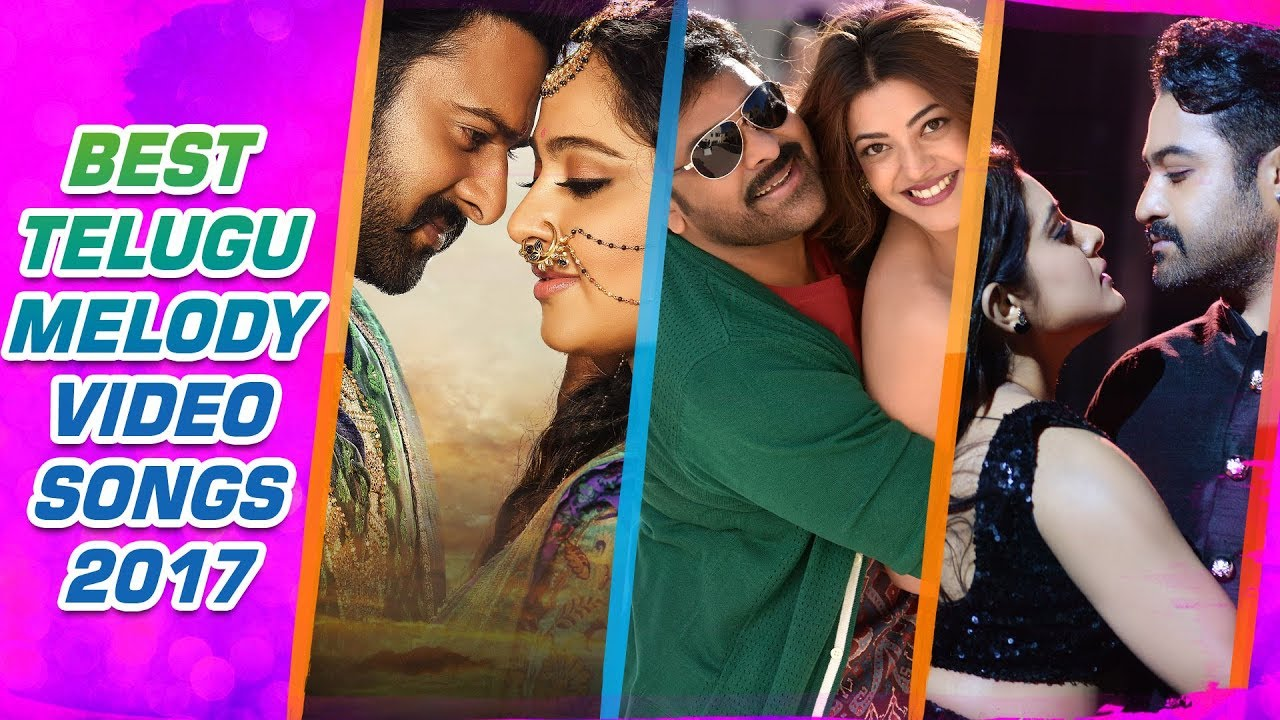 Telugu romantic video songs list