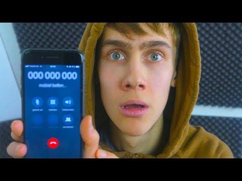 Ik Belde Het 000-000-000 Nummer En Iemand Nam Op..