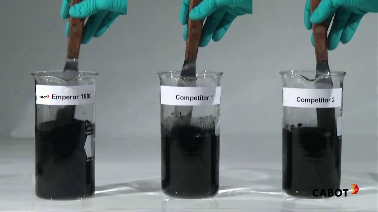EMPEROR 1800 Carbon Black Performance Comparison