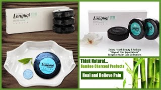 Longrich Bamboo Charcoal Whitening Soap Testimony