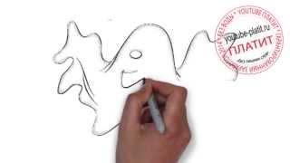 Кот леопольд смотреть онлайн  Как нарисовать героя мультика приключения Кота Леопольда легко поэтапн