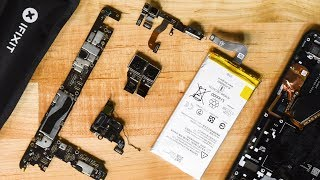 Pixel 4 XL Teardown-Soli Chip Close up and Motion Sense Explained
