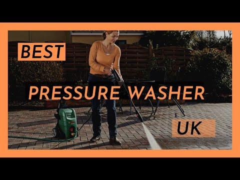 Best Pressure Washer UK (Best Jet Washer UK 2021)