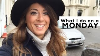 What I do on a Monday | Mimi London Vlog