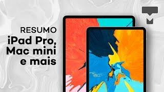 Tudo o que a Apple lançou em sua conferência de outubro em 5 minutos - TecMundo