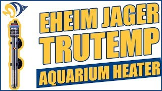 Eheim Jager TruTemp Aquarium Heater Product Demo