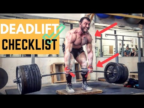 Ben Pollack Shares The Proper Deadlift Setup (AVOID MISTAKES)   Mind Pump