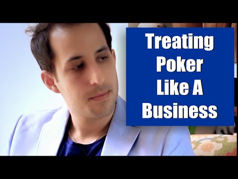 Treating Poker Like a Business: Legal Tips for (Aspiring) Pro Poker Players