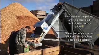 Eazi Pak Maxi - Firewood Bagging Machine