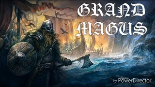 Grand Magus /  Varangian (Lyrics Video)