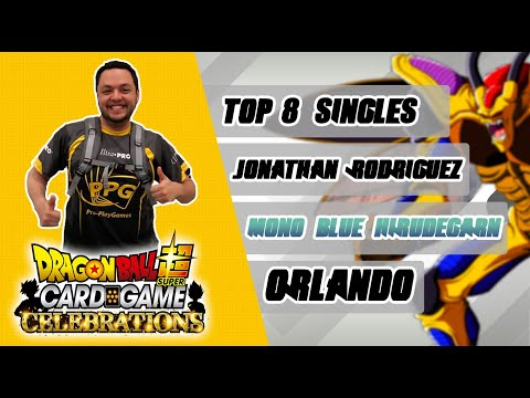 Orlando Celebrations Singles Top 8 - Mono Blue Hirudegarn Ft. Jonathan Rodriguez