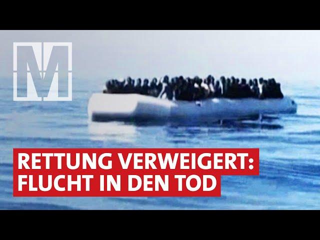 Sterben im Mittelmeer: Europas Rückzug aus der Seenotrettung