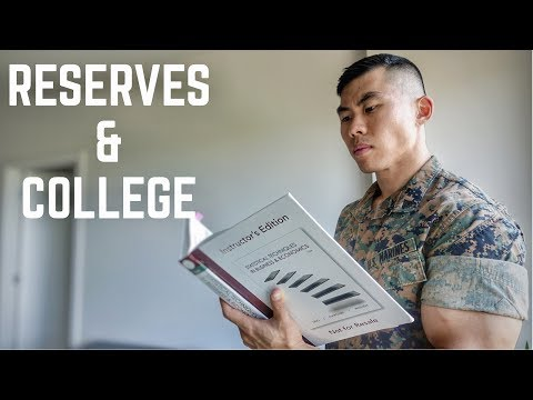 Balancing Marine Reserves & College - MORE LIFE ep. 5