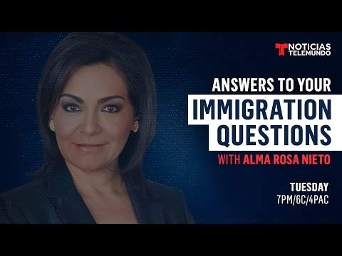 Immigration Tuesday (English version)  – May 9, 2017