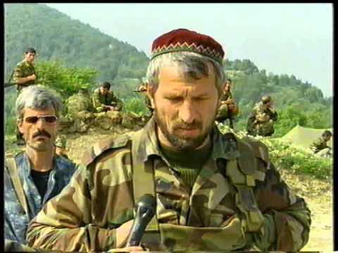 Военный РЕПОРТАЖ. Чечня, май 2000 г.