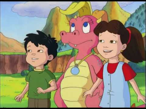 Download Dragon Tales - Backwards To Forwards / Sounds Like Trouble - S 01 E 23
