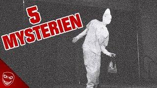 Die 5 gruseligsten Mysterien, die bis heute ungelöst sind!