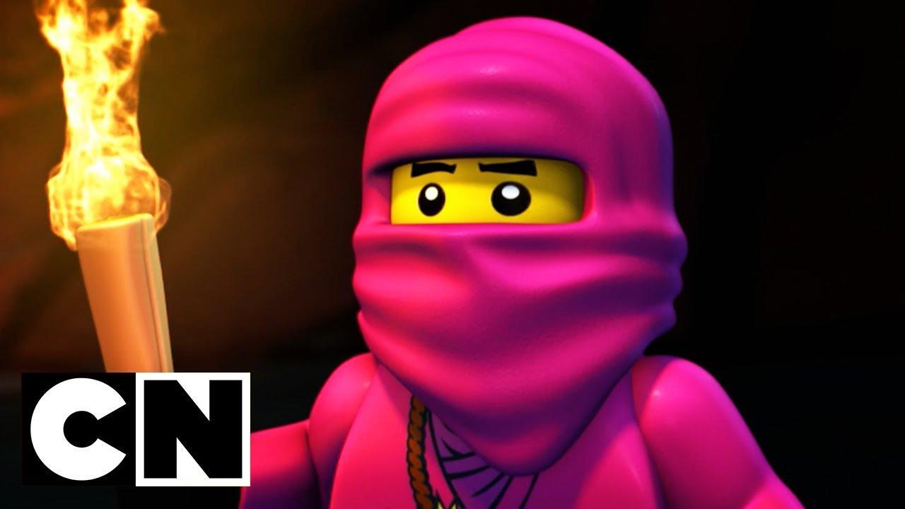 LEGO Ninjago   Can of Worms (Bahasa Indonesia)   Cartoon ...