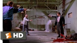 Mexican Standoff - Reservoir Dogs (11/12) Movie CLIP (1992) HD