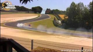 Super Drift - Imola World Drift Record - BMW M3 Turbo // Drifting SoloCurveDiTraverso