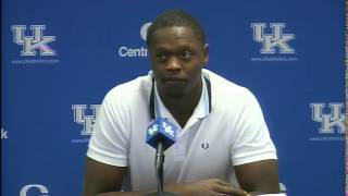 Kentucky Wildcats TV: Julius Randle Declares for the NBA Draft