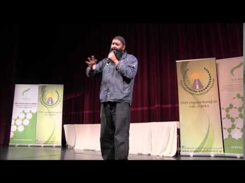Azhar Usman Stand up comedy