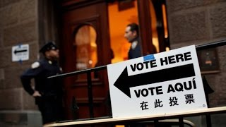 New York has purged 126,000 voters ahead of primary