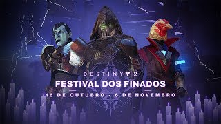 Destiny 2 – Trailer do Festival dos Finados [BR]