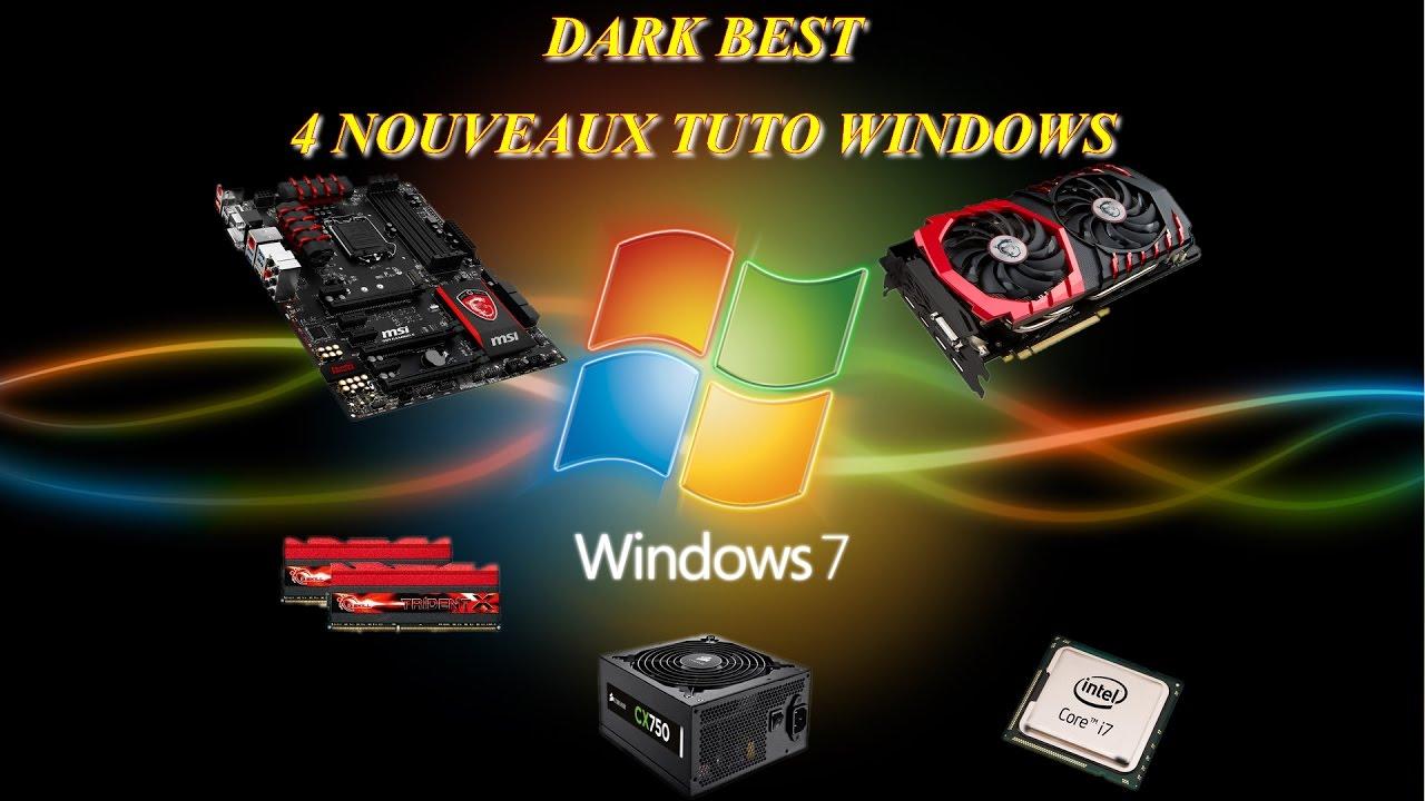 4 Tuto Windows 7