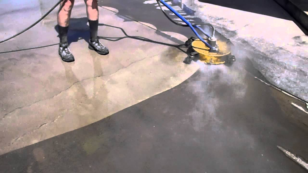 Townsville Concrete Cleaning. Pressure cleaning mould off concrete ...