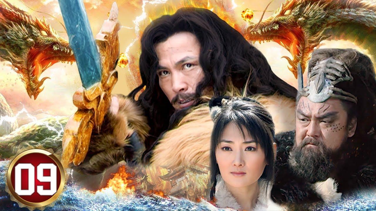 Phim Kiếm Hiệp Hay   Trận Chiến của Các Vị Thần - Tập 9   Phim Bộ Trung Quốc Thuyết Minh