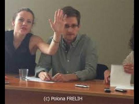 Wikileaks' Sarah Harrison on Edward Snowden and Julian Assange