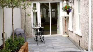 Before and After Garden Makeover, Cork, Ireland,