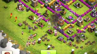 Clash of Clans, AoE 1, Barbarians 0