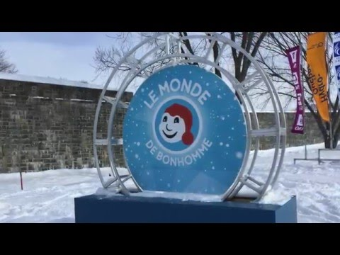 Carnaval de Quebec - Quebec Winter Carnival - with Kids