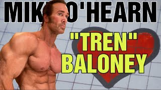 "Mike O'Hearn || Cardio ""Tren"" Baloney"