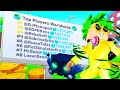 - I got NUMBER 1 on the Leaderboard WORLDWIDE in Pet Simulator X!
