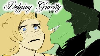 Defying Gravity | 25,000 Sub Special | Wicked Animatic