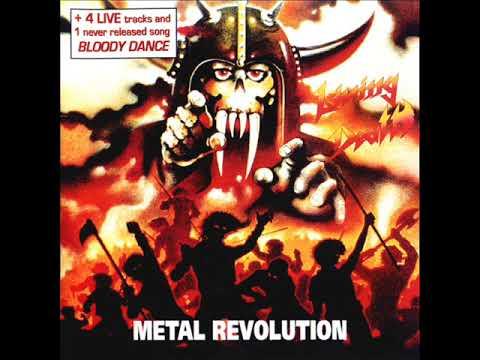 Living Death- Metal Revolution (FULL ALBUM) 1985