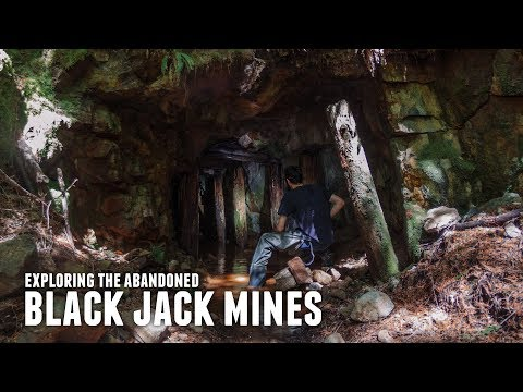 The Abandoned Black Jack Mines | WA