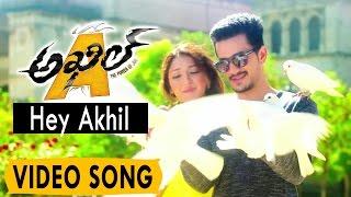 Watch hey akhil video song. starring: akkineni, sayesha, rajendra prasad, brahmanandam, vennela kishore, mahesh majrekar and among others. for latest m...