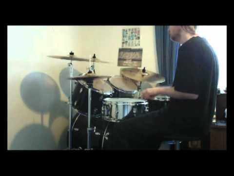 Smashing Pumpkins - Tales of a Scorched Earth (drumming)