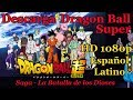 Descarga Dragon Ball Super Cap 001 al 067 [HD 1080p] Español Latino Actualizado 09 -10 -2017 MEGA
