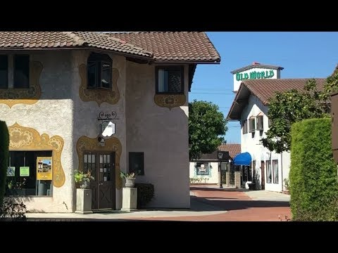 Old World Village, Huntington Beach, California